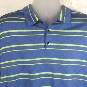 Tiger Woods Collection Nike Golf Polo Size XL